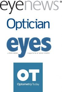 myRMC have written for the Optician, OT and EyeNews