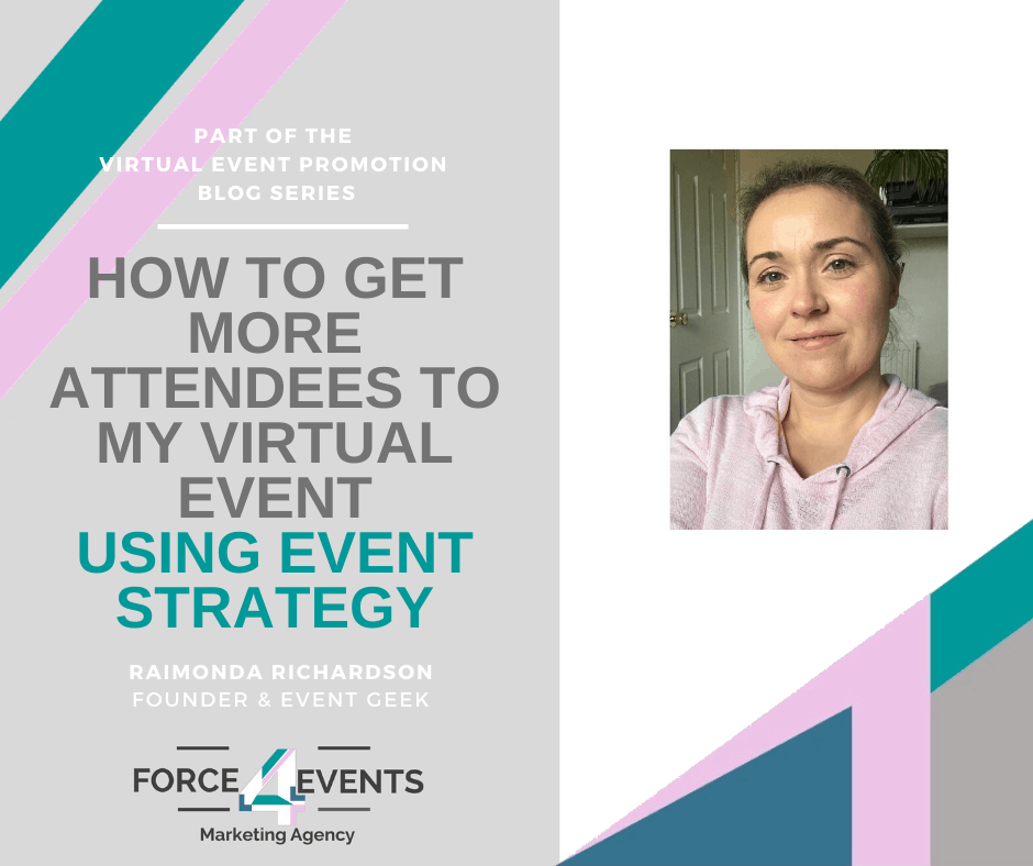 virtual event promotion
