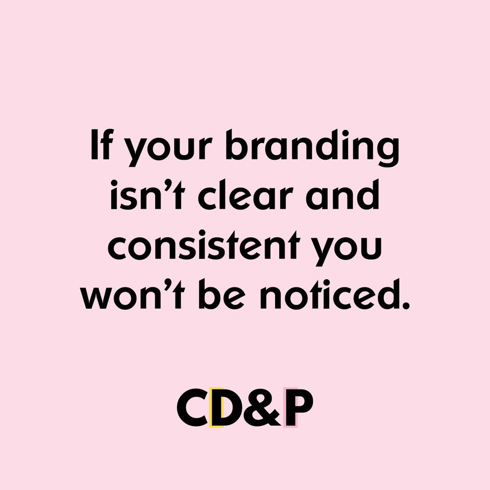 consistent brand identity