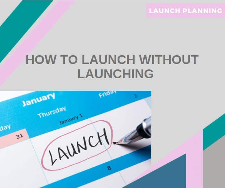 launch without launching cover