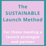 The Sustainable Launch Method service from force 4 events